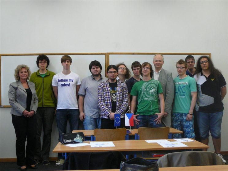 Matematika a fyzika na technické VŠ – zakončení semináře