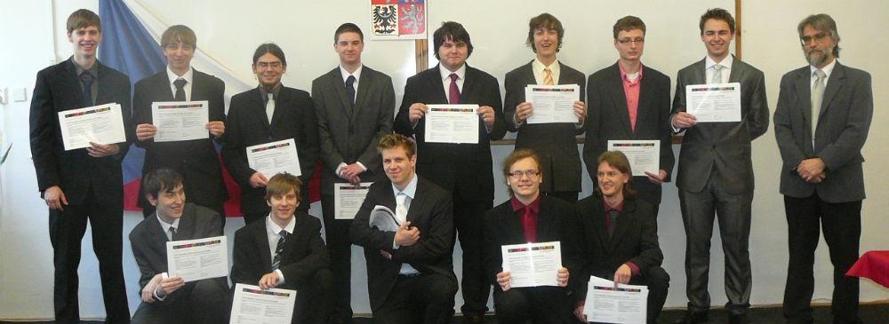 Mezinárodní certifikace - Cisco Academy