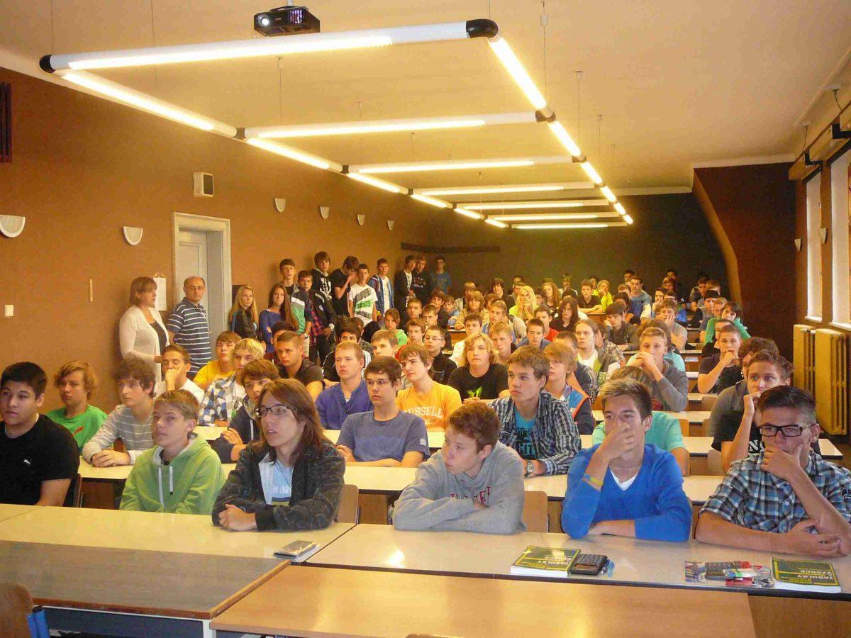 Přípravný kurz žáků prvních ročníků (27.8. – 28.8.2013)