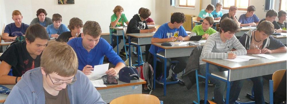 Přípravný kurz matematiky a fyziky pro budoucí žáky 1. ročníku