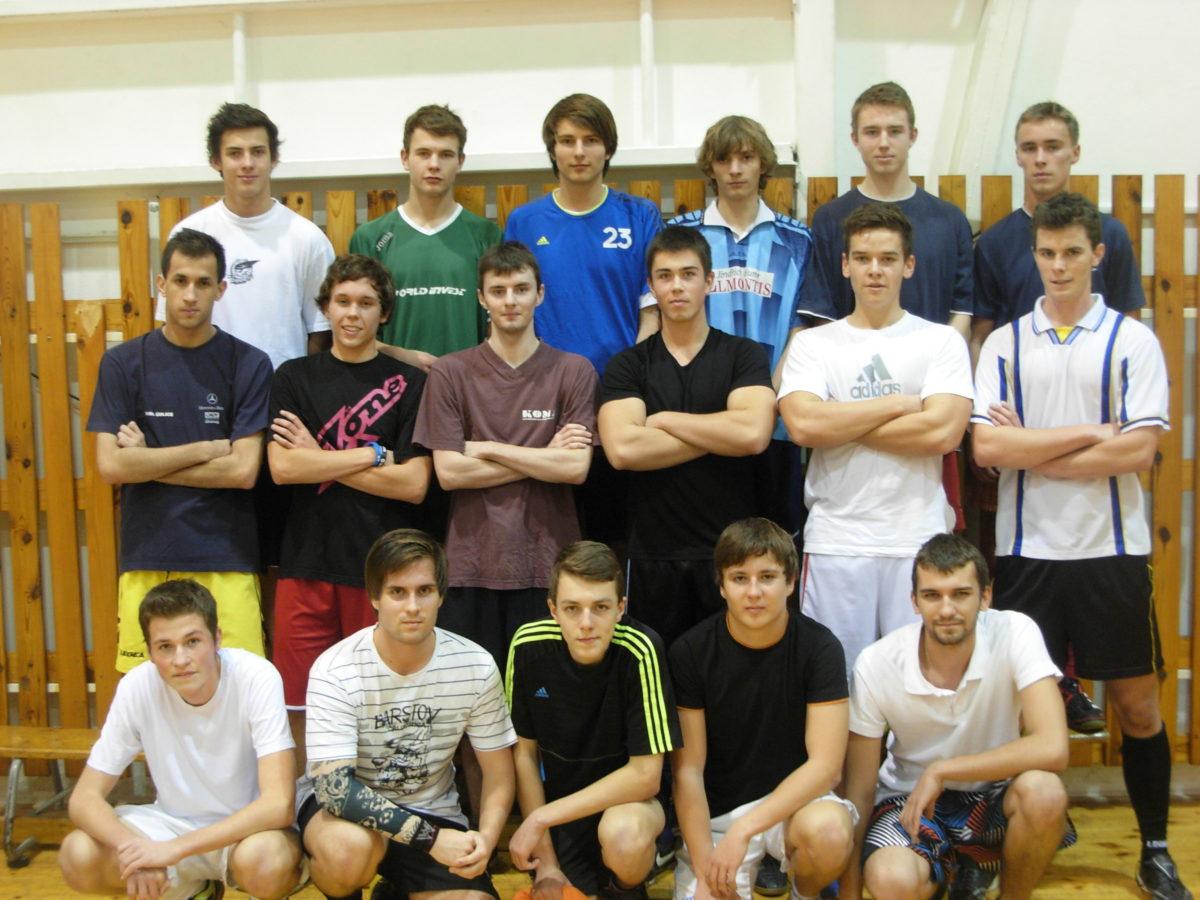 Vánoční turnaj ve futsalu 16. a 18.12.2013
