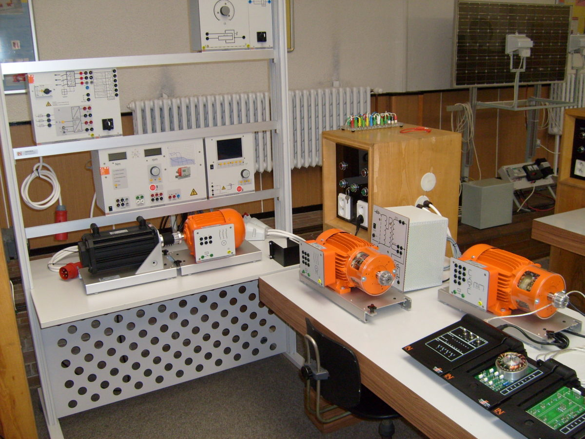 Nové technické vybavení v laboratořích