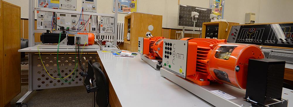 Specializace - Silnoproudá elektrotechnika