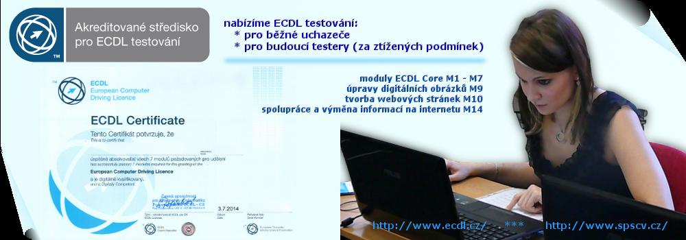 www.ecdl.cz