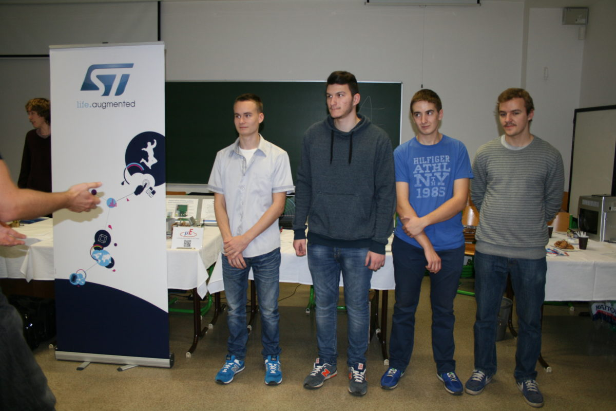 Studenti prezentovali na DOD FEL ČVUT